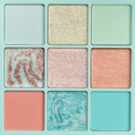 Huda Beauty Mint Pastel Obsessions Palette