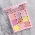 Huda Beauty Rose Pastel Obsessions Palette