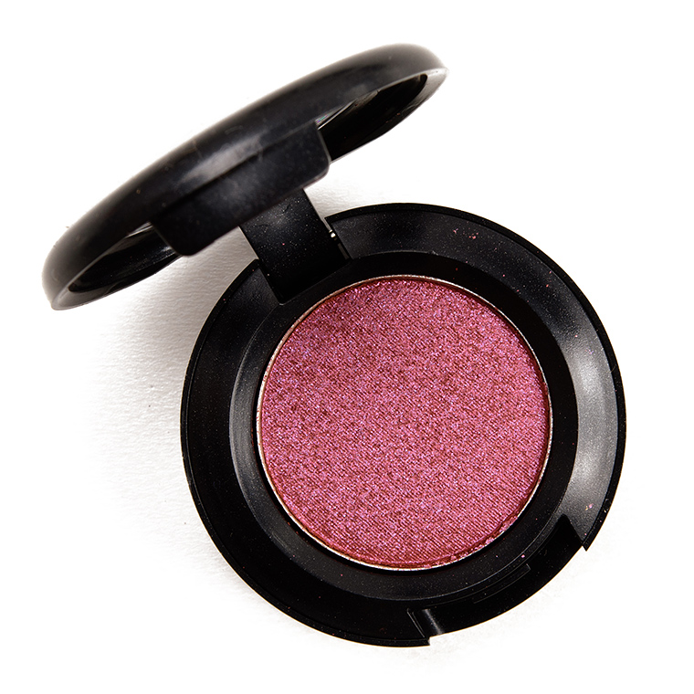MAC Humblebrag, Samoa Silk, Libra, Nude Model, Left You on Red Eyeshadows Reviews & Swatches