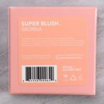 Persona Georgia Super Blush