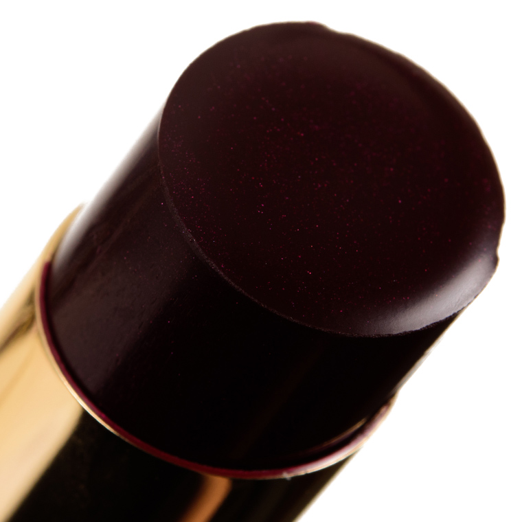 Revlon Black Cherry (012) Super Lustrous Melting Glass Shine Lipstick