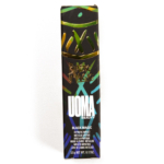 UOMA Beauty Black Magic Metallic Lipstick