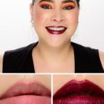 UOMA Beauty Mother Black Magic Metallic Lipstick