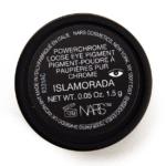 NARS Islamorada Powerchrome Loose Eye Pigment