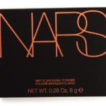 NARS Vallarta Matte Bronzing Powder
