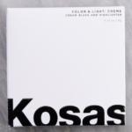 Kosas Helios Color and Light Palette