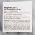 Kosas Tropic Equinox Color and Light Palette