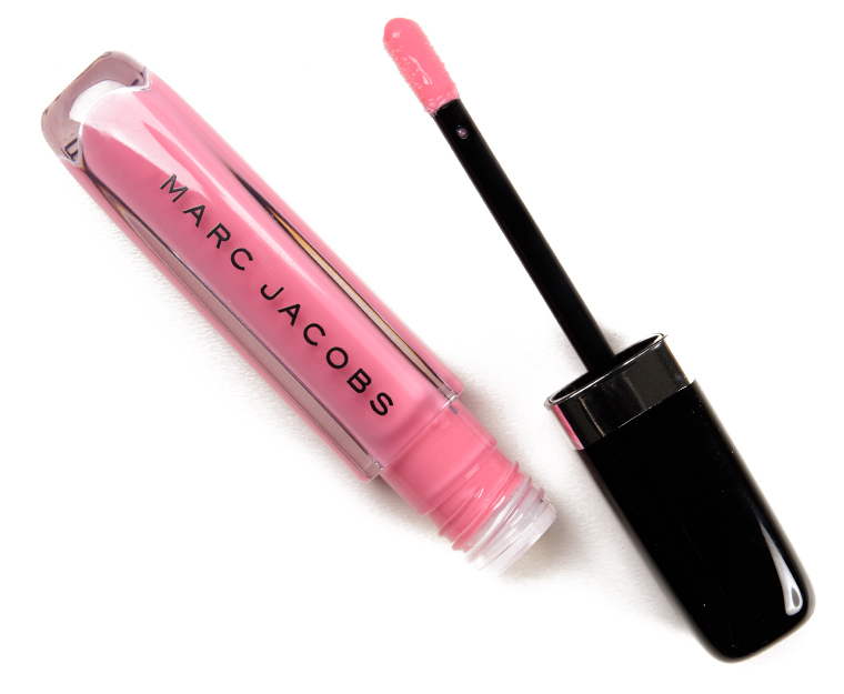 Marc Jacobs Beauty Pink Flamingo (326) Enamored Hi-Shine Lip Lacquer