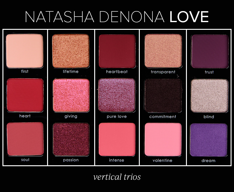 How to Choose Eyeshadow Color Combinations from a Palette
