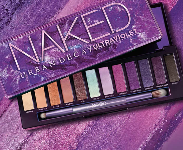 URBAN DECAY Naked Ultraviolet Eyeshadow Palette - MAGIMANIA Beauty Blog