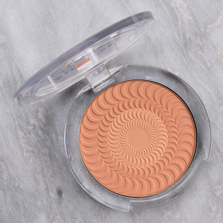 Buxom Rooftop Tan Staycation Vibes Primer-Infused Bronzer