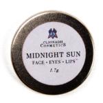 Clionadh Midnight Sun Metallic Eyeshadow