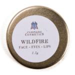 Clionadh Wildfire Metallic Eyeshadow