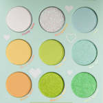 Colour Pop Aura and Out 9-Pan Pressed Powder Palette