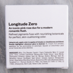 Kosas Longitude Zero Color and Light Pressed Palette