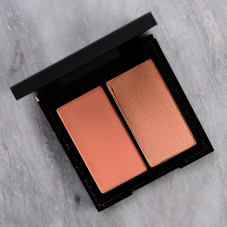 Kosas Papaya 1972 (High Intensity) Color and Light Pressed Palette