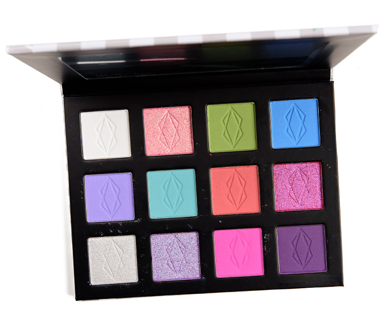 Lethal Cosmetics After Dark Pressed Powder Palette