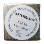 Lethal Cosmetics Afterglow Pressed Powder Shadow