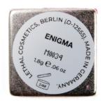 Lethal Cosmetics Enigma Pressed Powder Shadow