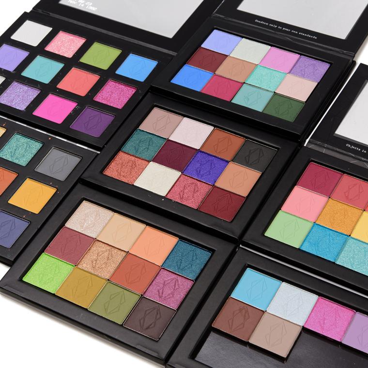 Lethal Cosmetics Pressed Powder Shadows (Part 1 of 3)