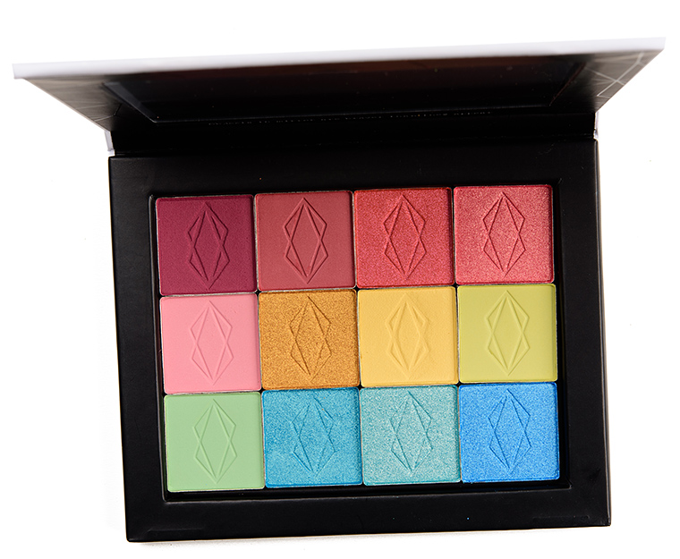 Lethal Cosmetics Pressed Powder Shadows Reviews & Swatches (Part 1 of 3)