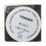 Lethal Cosmetics Yonder Pressed Powder Shadow