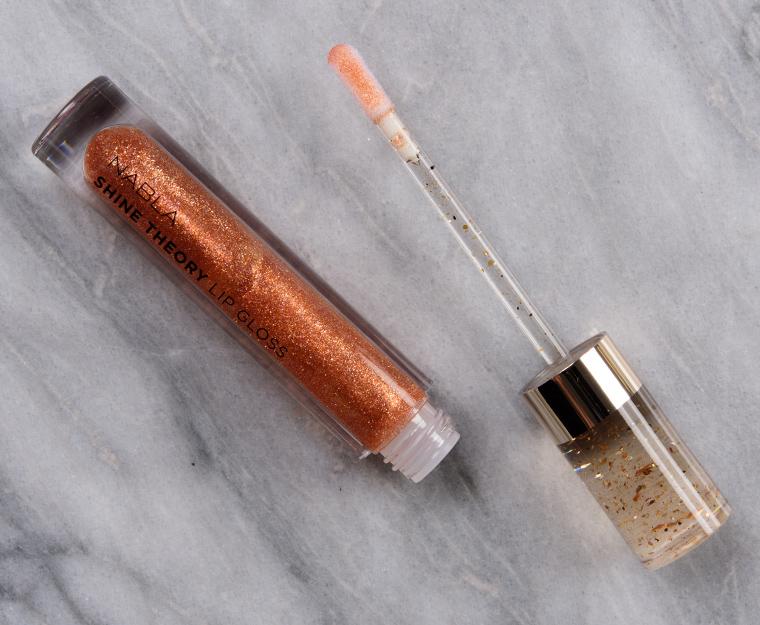 NABLA Cosmetics Champagne Supernova Shine Theory Lip Gloss