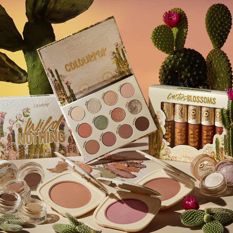 ColourPop Wild Nothing Collection for Summer 2020