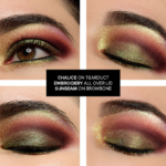 Clionadh Sunbeam Glitter Multichrome Eyeshadow
