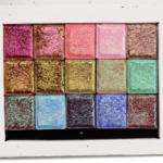 Clionadh Glitter Multichrome Eyeshadow Swatches (x23)