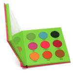 Coloured Raine Juicy Boost 18-Pan Pressed Pigment and Shadow Palette