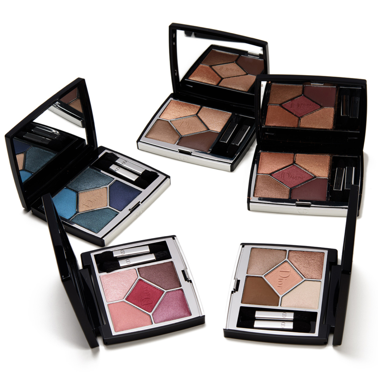 Dior 5 Couleurs Couture Palettes | Swatches x5