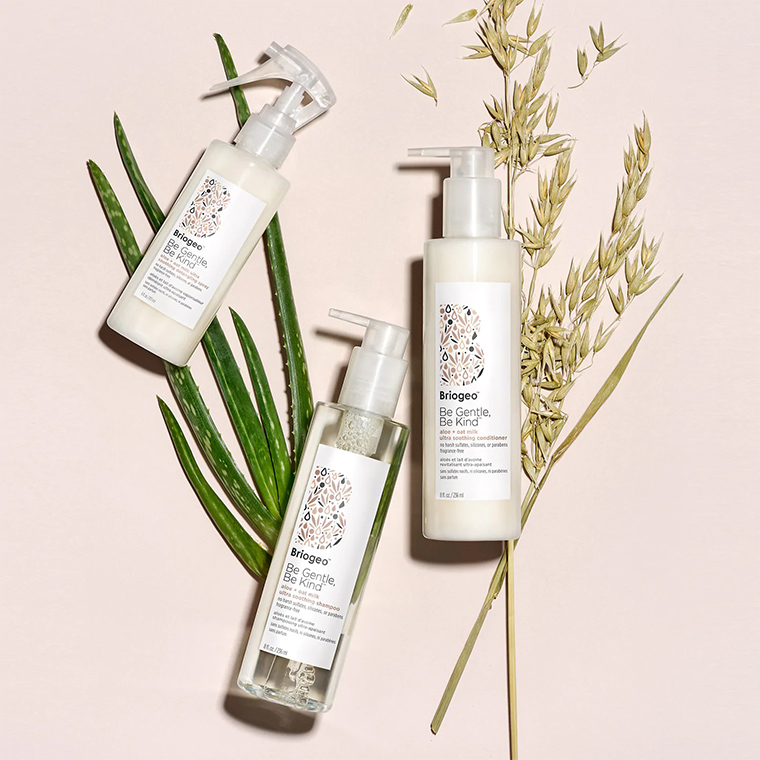 Briogeo Be Gentle, Be Kind Fragrance-Free Collection for Fall 2020