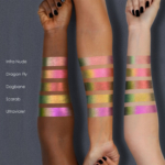 Natasha Denona Chromium Liquid Eyeshadows | Multichromes for Fall 2020