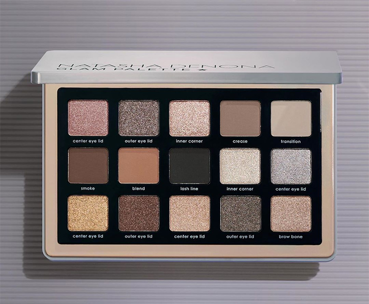 Natasha Denona Glam Eyeshadow Palette for Fall 2020