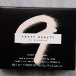 Fenty Beauty Wine (9) Snap Shadows Mix & Match Eyeshadow Palette