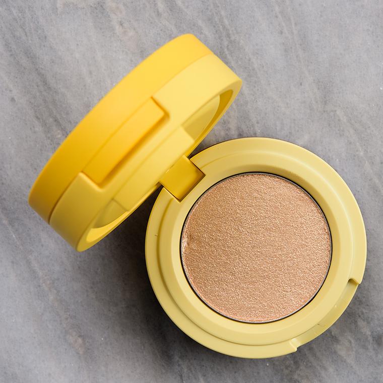 Kaja Sunshine Shimmer Bouncy Shimmer Eyeshadow