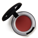 MAC Devoted to Chili Powder Kiss Soft Matte Eyeshadow
