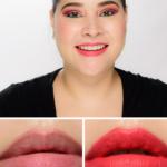 MAC Escandalo Powder Kiss Liquid Lipcolour