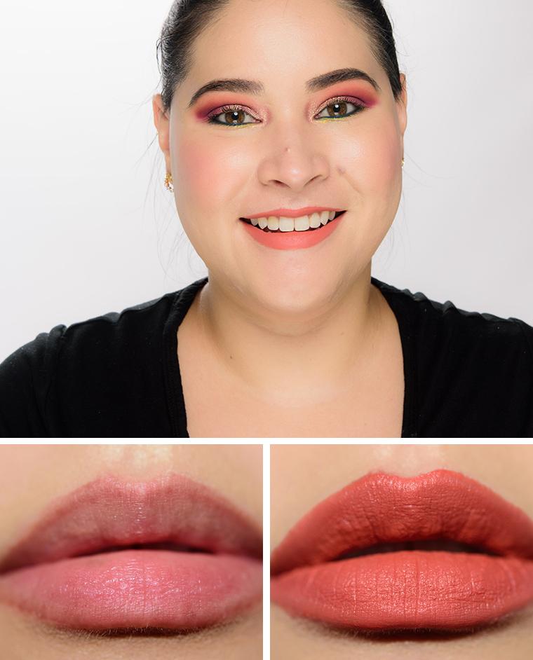 MAC Mull It Over Powder Kiss Liquid Lipcolour