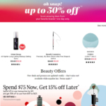 Sephora Price-Matching Ulta's 21 Days of Beauty Daily Deals (August 2020)