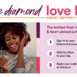 Ulta Diamond/Platinum Perks Day | August 3rd, 2020