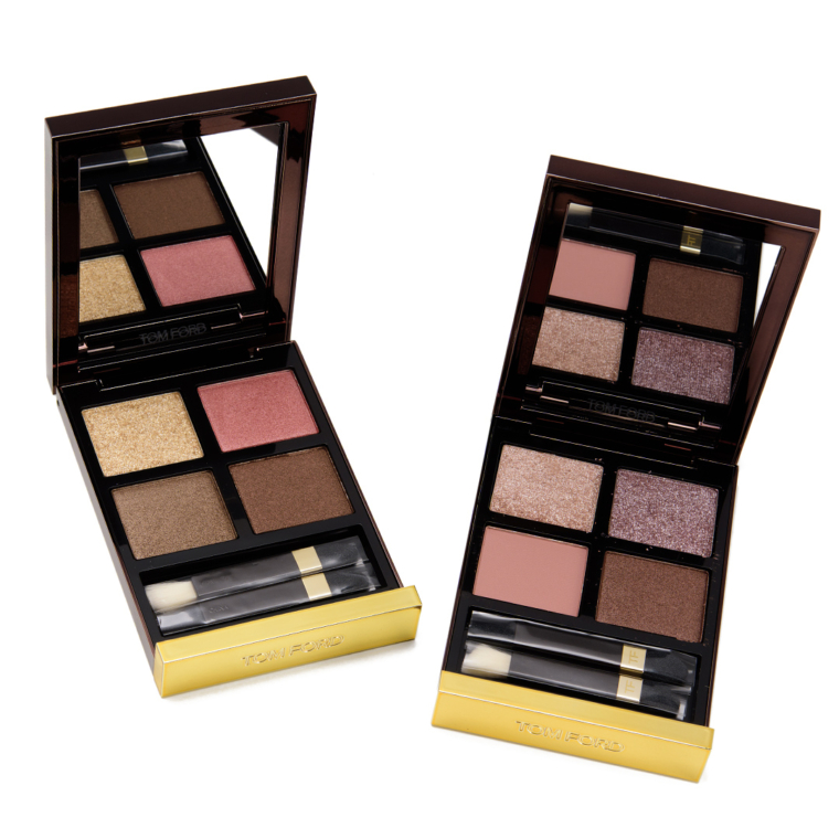 Tom Ford Fall 2020 Eye Color Quads   Swatches
