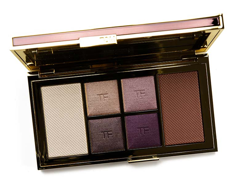 Tom Ford Beauty Moonlit Violet Shade and Illuminate Face and Eye Palette