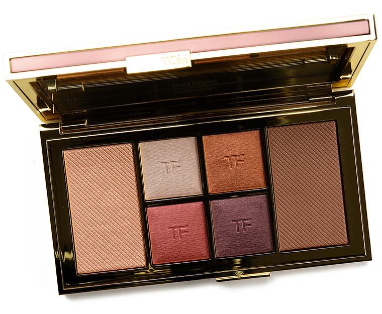 Tom Ford Beauty Red Harness Shade and Illuminate Face and Eye Palette