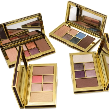 Tom Ford Shade & Illuminate Face & Eye Palette Swatches