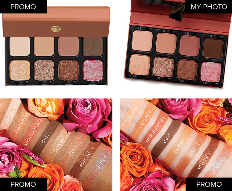 Viseart Midsommer + Solstice Palettes | Swatches