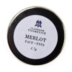 Clionadh Merlot Ultra Metal Eyeshadow