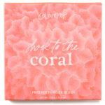 Colour Pop Shook to the Coral Pressed Powder Blush