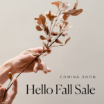 Beautylish Hello Fall Sales Event | September 4th, 2020
